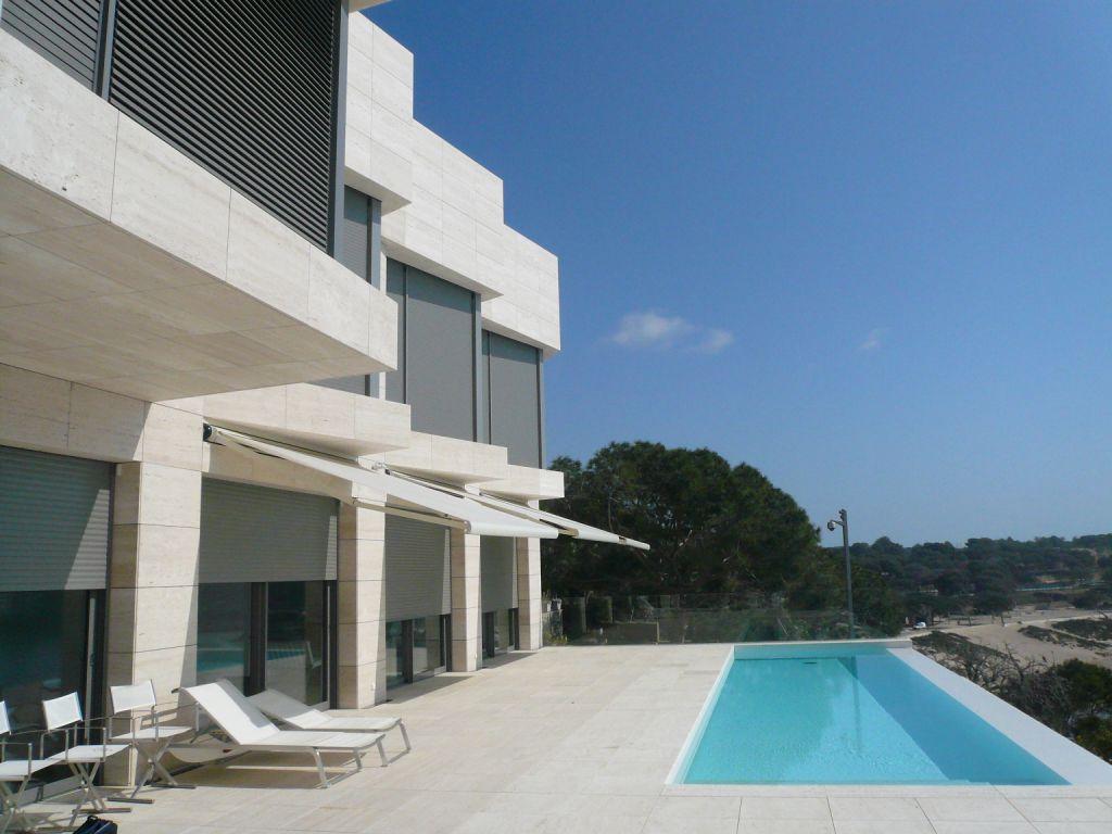 Sistema Masa • Unifamiliar Salou - Tarragona • fachadas ventiladas