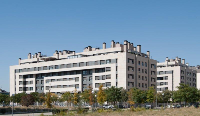 Edificio Viviendas Los Girasoles