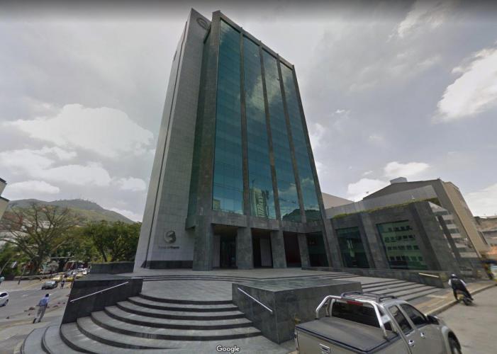 Fachadas ventiladas para Banco de Bogotá (Cali)