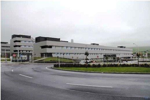 Hospital de Santo Espirito da Ilha Terceira