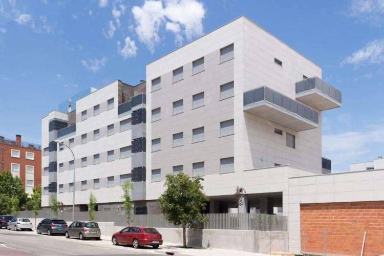 100 viviendas Barajas