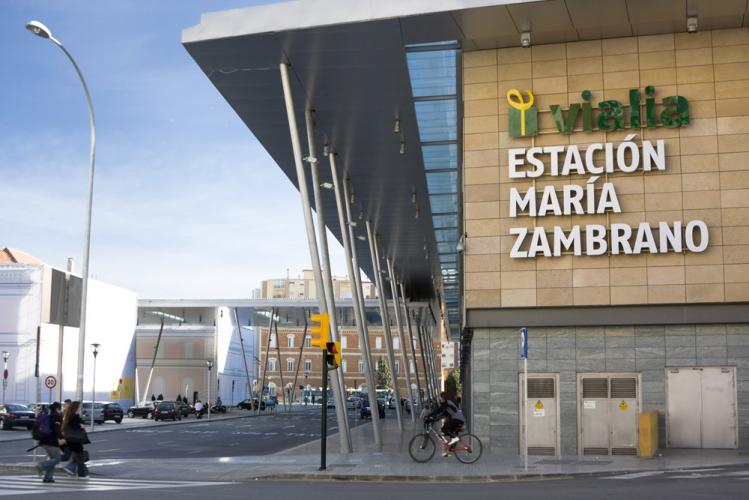Estación de Málaga María Zambrano