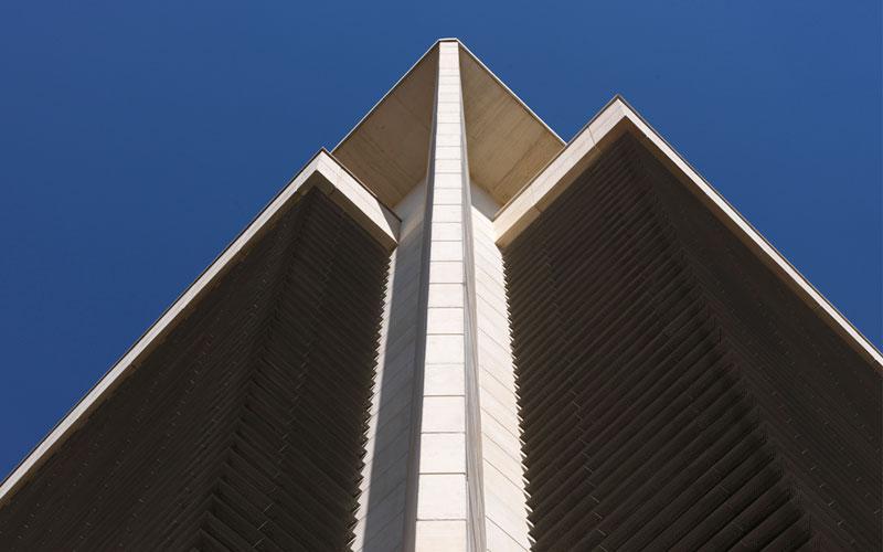 Proyecto Torre 26 con revestimiento y fachadas ventiladas de Sistema Masa