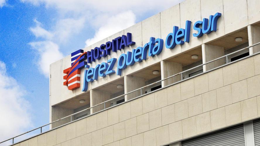 Hospital de Jerez del sur
