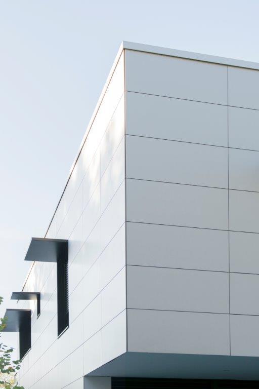 Vivienda Unifamiliar Valldoreix revestimiento de fachada - Sistema Masa