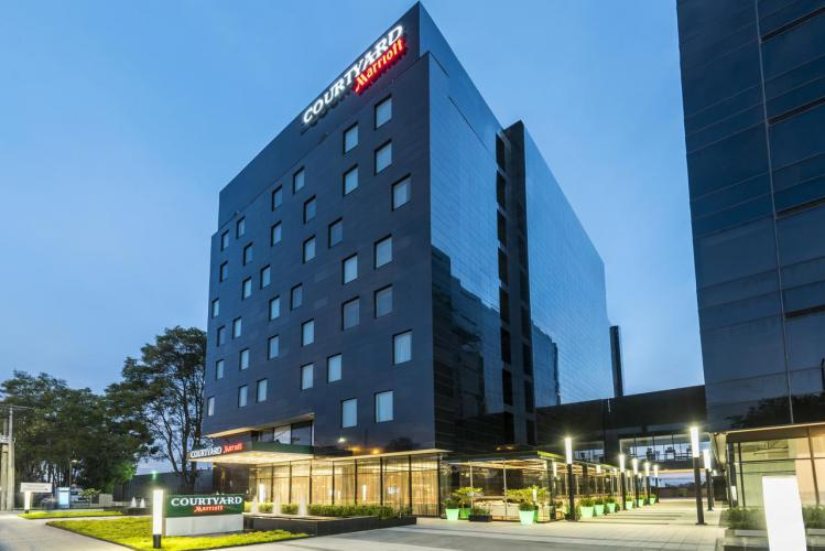 Hotel Marriott Courtyard - Sistema Masa