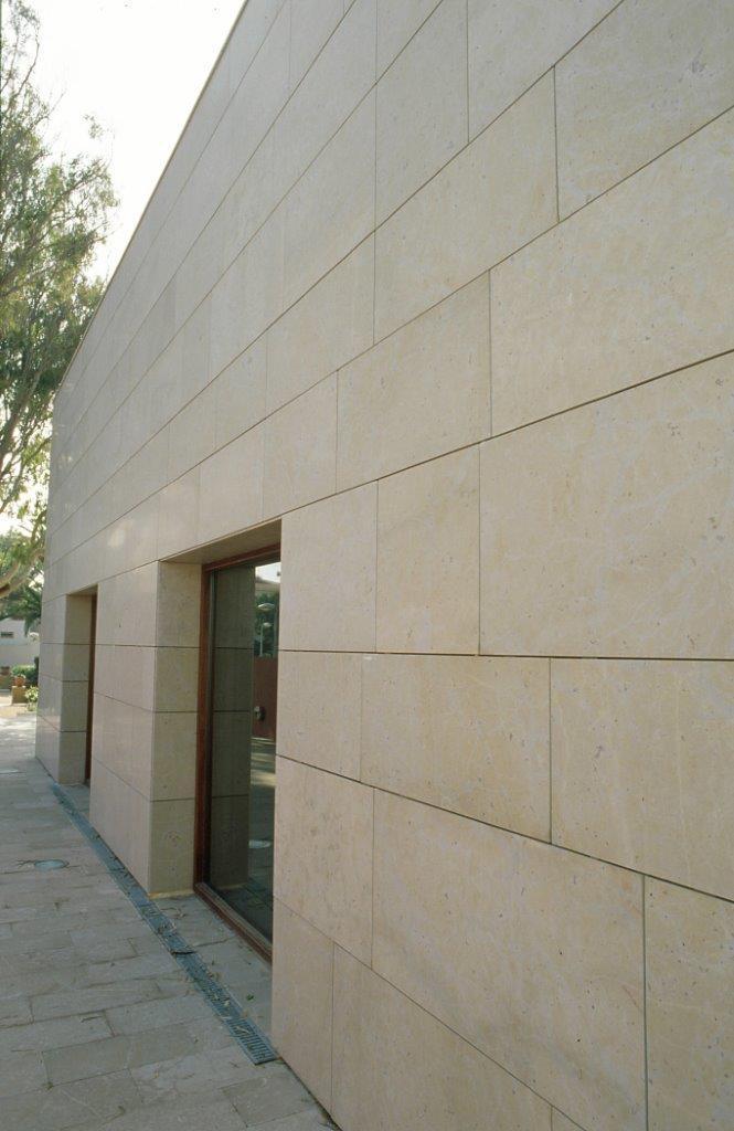 Museo Pau Casals con fachada ventilada de Sistema Masa