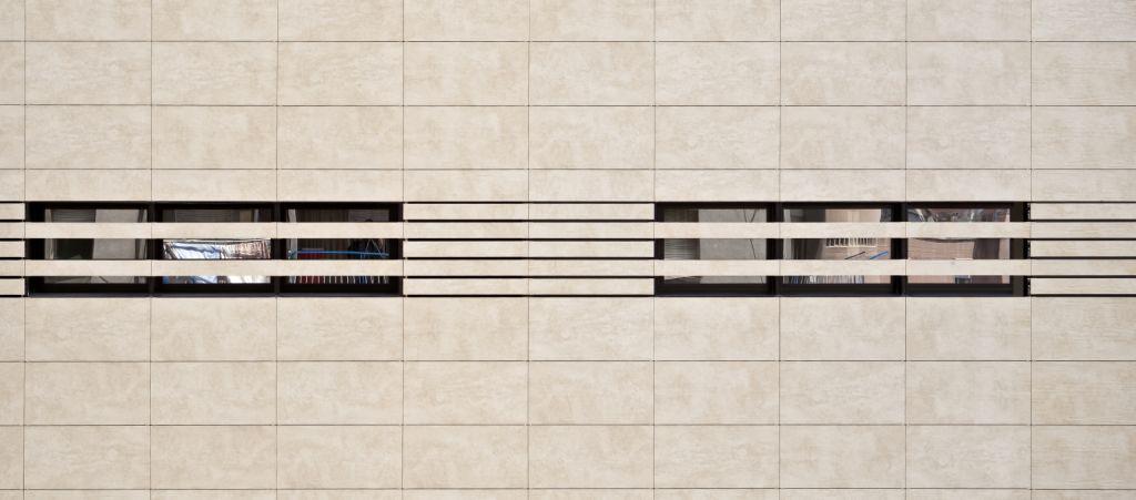 Sistema Masa • Vivienda plurifamiliar • fachadas ventiladas
