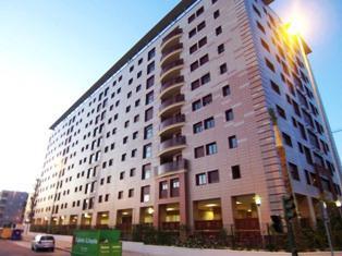 Edificio La Palmera proyecto fachada ventilada - Sistema Masa