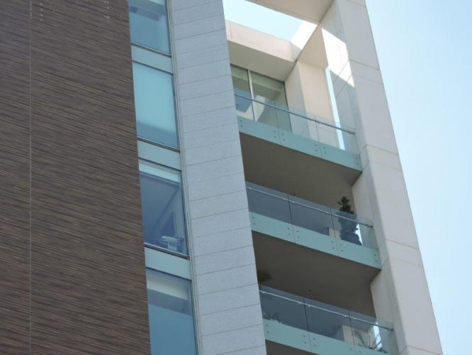 Sistema Masa • Torre del Angel • fachadas ventiladas