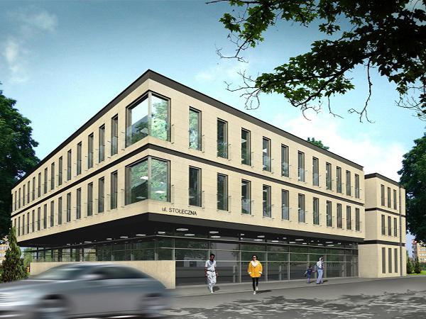 proyecto Fadbet con fachadas ventiladas de Sistema Masa