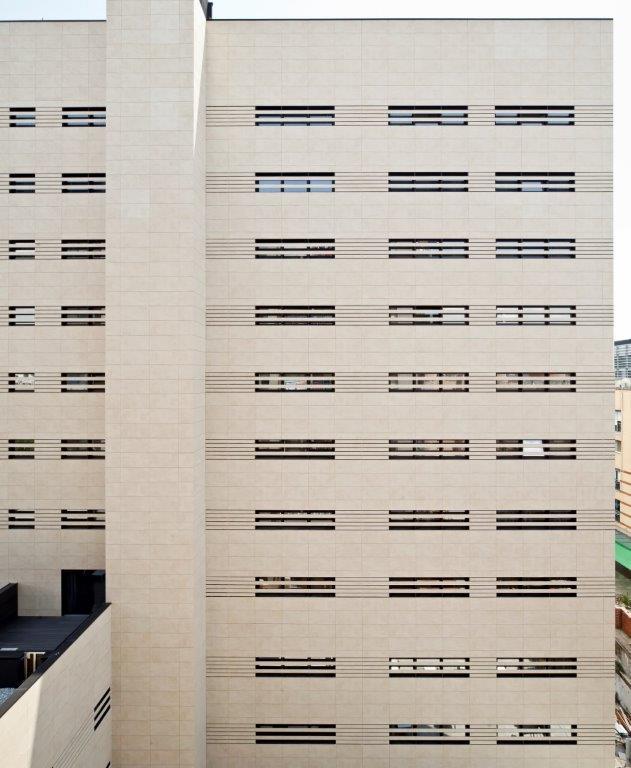 Sistema Masa • Hotel Drassanes • fachadas ventiladas