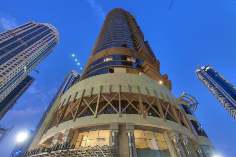 Fachadas ventiladas de Bin Samikh Hotel