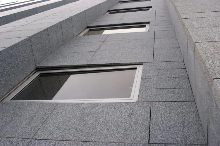 Sistemas de fachadas ventiladas. Sistema Masa. Hotel AC forum