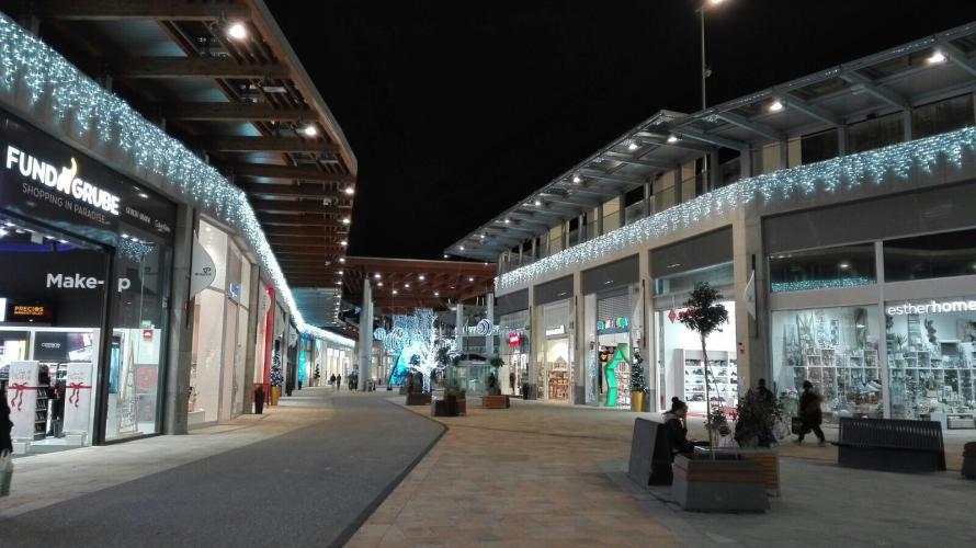 Centro comercial Alisios. Las Palmas