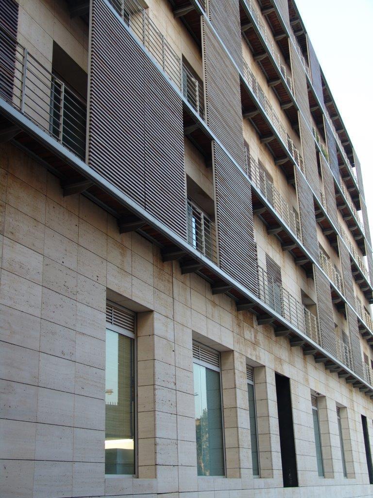 Edificio viviendas Blasco de Garay