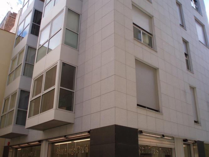 Edificio plurifamiliar Gracia