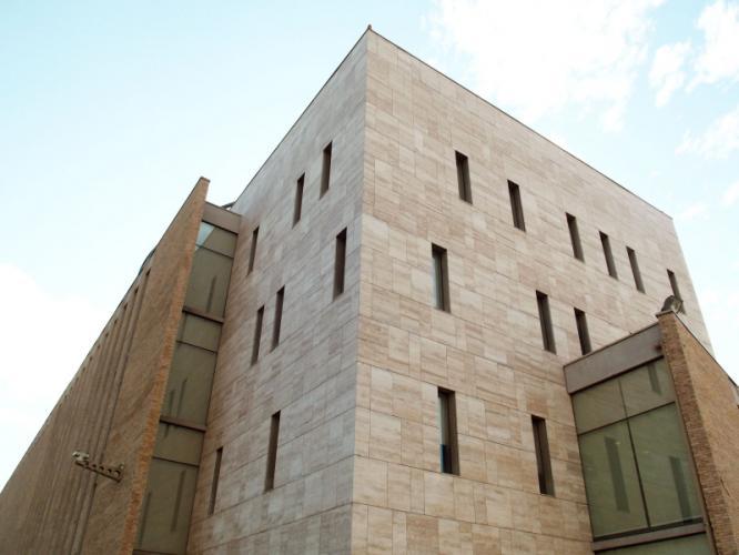 Edificio Ejercito Bicentenario