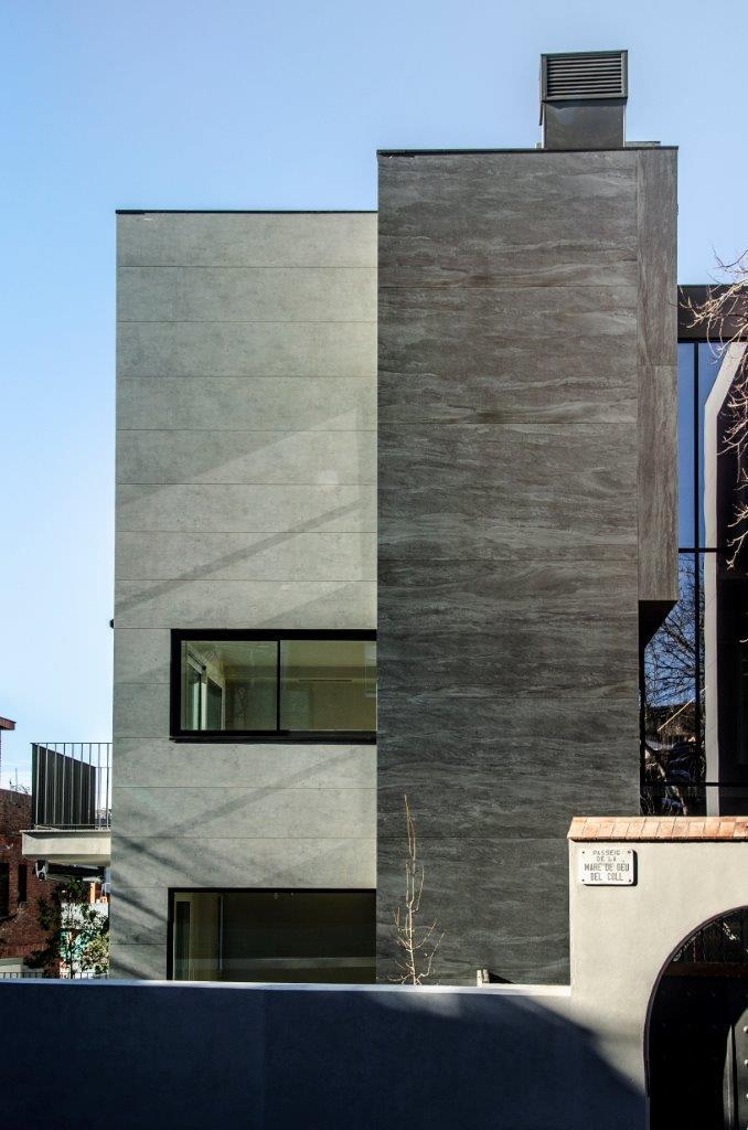 Edificio Viviendas Mare de Deu del Coll