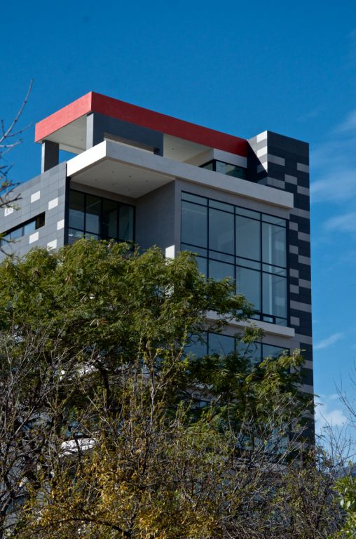 Sistema Masa • Edificio Rio de la Plata • fachadas ventiladas
