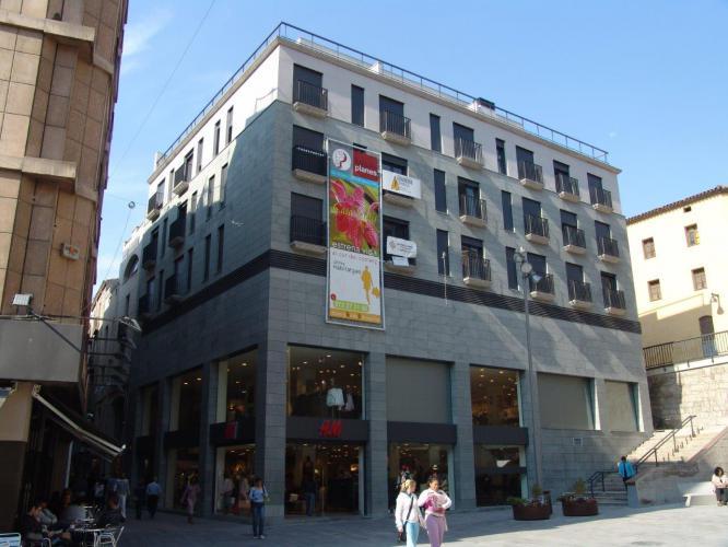 Edificio Plurifamiliar Lleida