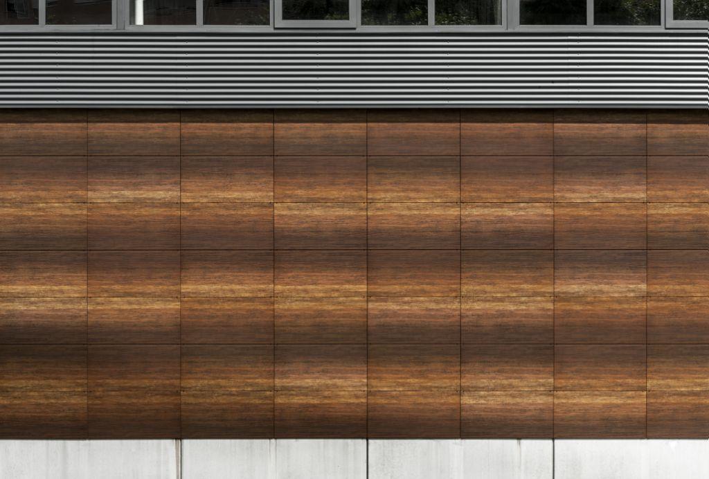 Sistema Masa • Pabellón Deportivo Arcos de Valadez • fachadas ventiladas