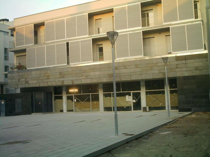 Edificio plurifamiliar Baldrich