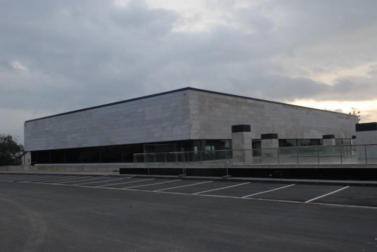 Pabellon Polideportivo Ulldecona