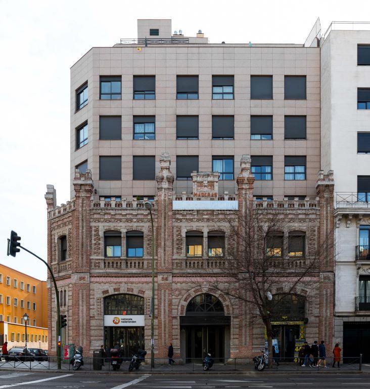 Edificio de Oficinas Ronda de Valencia
