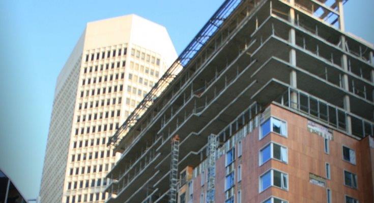 Fachadas ventiladas para Grenville Germain Complex