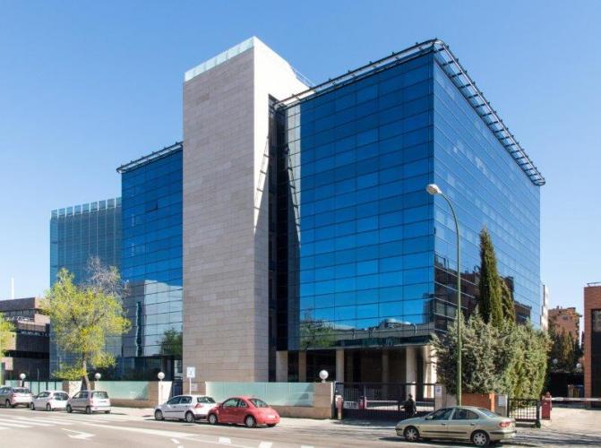 Edificio de Oficinas Torrelaguna