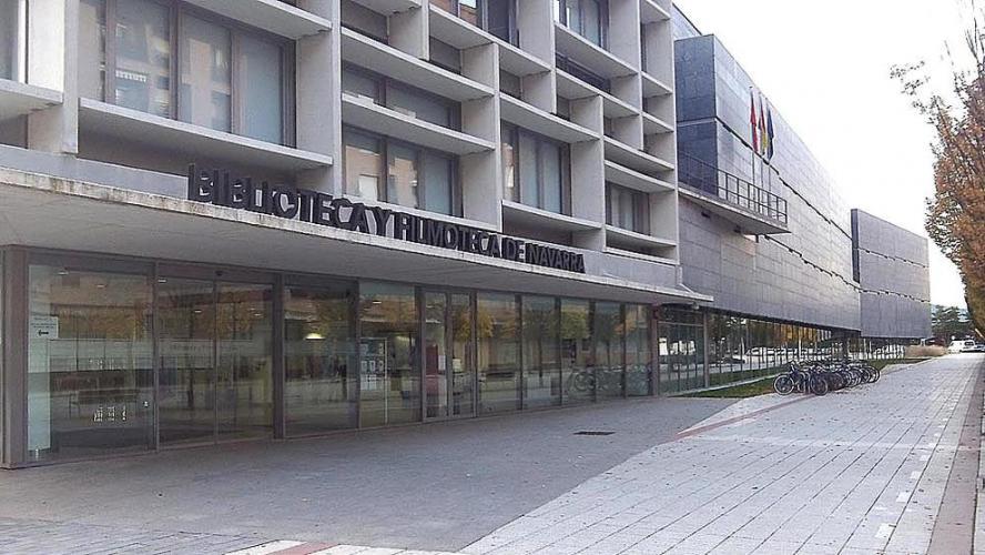 Biblioteca General de Navarra