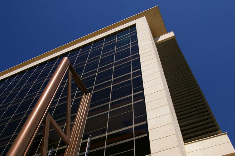 Torre 26 con fachadas ventiladas de Sistema Masa