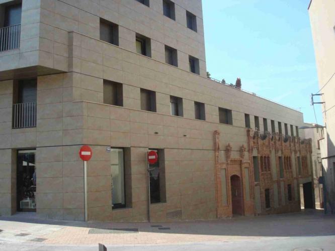 Edificio viviendas Igualada