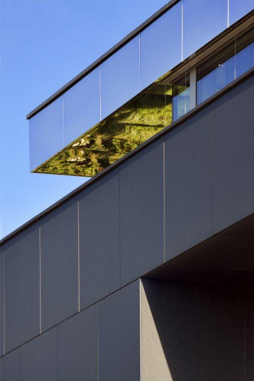 fachadas ventiladas: detalle junta